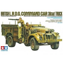 Tamiya British LRDG Command Car 1/35 35092