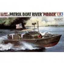 "Tamiya 35150 U.S. Navy PBR31Mk.II Patrol Boat River ""Pibber"" 1/35"