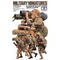 Tamiya 35153 US Modern Desert Soldiers 1/35