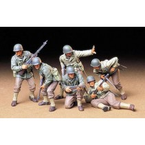 Tamiya U.S. Army Assault Infantry 1/35 35192