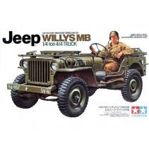 Tamiya Willys Jeep MB 1/4 Ton Truck 35219 1/35