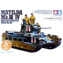 Tamiya 35300 Matilda Mk III/IV 1/35