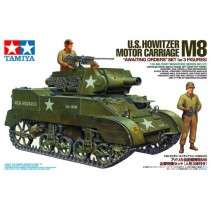 Tamiya 35312 U.S. Howitzer Motor Carriage M8 1/35