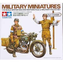 Tamiya 35316 BSA M20 WITH MILITARY POLICE