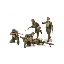 Tamiya WWI British Infantry Set 35339 1/35