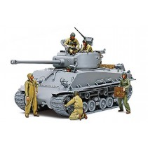 Tamiya US Tank Crew Euro Theatre 35347