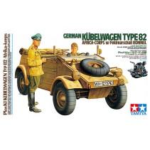 Tamiya German Kubelwagen Type 82 Africa-Corps 36202