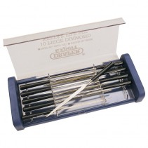 Draper 36326 Diamond Needle File Set (10)