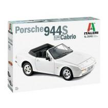 ITALERI PORSCHE 944S 1/24 CABRIO 3646