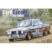 Italeri Ford Escort RS1800 MkII RAC 3650