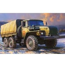 Zvezda Russian Army Truck URAL 4320 1/35 Z3654