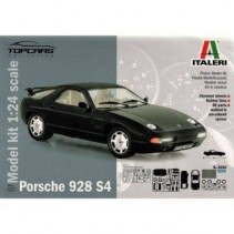 Italeri 3656 Porsche 928 S4 1/24 Scale Plastic Kit