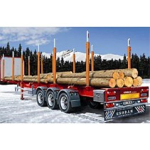 Italeri Timber Trailer/Logger Trailer 1/24 3868