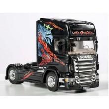 """Italeri 3879 Scania R730 """"The Griffin"""" 1/24"""