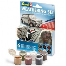 Revell Weathering Set (6 Pigments) 39066