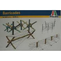 Barricades WWII 1/35