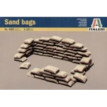 Italeri 406 Sand bags Scale 1:35 ..