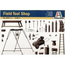 Italeri 419 Field Tool Shop 1/35