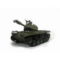 Heng Long US M41A3 Walker Bulldog 1/16 Tank with Smoke, Sound & Shooter 3839-1