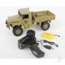 Heng Long U.S. Military Truck 4x4 1:16 3853A