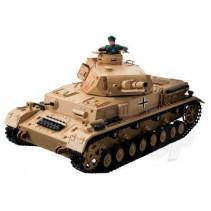 Heng Long Panzer IV F1 Tank Shooter HL3858