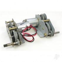 Heng Long Stug III Metal Gearbox/Motor Set (3848/49/68)