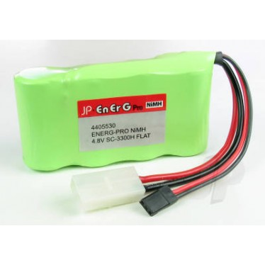 EnErG Pro NimH 4.8V SC-3300H Flat 4405530