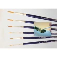 Expo Ultimate Modellers Paint Brush Set 45560