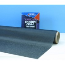 Deluxe Materials Lightweight Carbon Tissue BD62