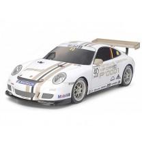 Tamiya Porsche 911 GT3 Cup 2008 - TT-01E Type E Chassis 47429