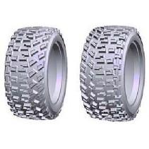 Tamiya 60D Rally Block Tires 51427