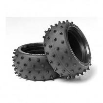 Tamiya Wide Stud Spike Tires *2 53059