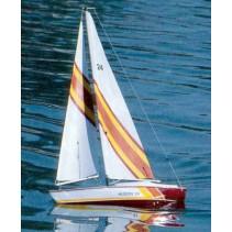Huson 24 Sailboat Wood Kit 1117