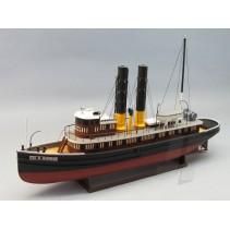 Dumas George W Washburn Tugboat 1/48 D1260
