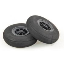 Rounded Sponge Wheels 100mm (2)