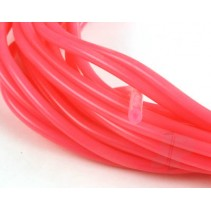 3/32 (2mm) Neon Pink Fuel Tube