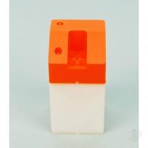 SLEC 11oz Square Fuel Tank (Orange) SL88D