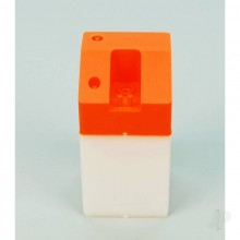 SLEC 11oz Square Fuel Tank (Orange) SL88D