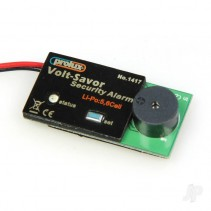 EnErG LiPo Low Voltage Alarm (Flash/Beep) 5-6 55098901