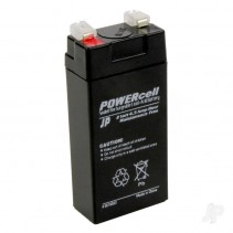 2V 4.5Ah Powercell Gel Battery