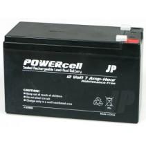 12V-7 Ah Powercell Gel Battery 5510050