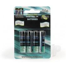 Alkaline AA Pencells Extra Long Life 1.5V (4)