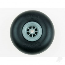 Du-Bro 3in Smooth Low Bounce Wheels DB300R