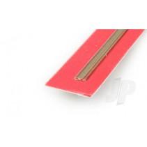 K&S 8160 1/32 Solid Brass Rod (5)