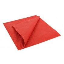Reno Red Lightweight Tissue Covering Paper, 50x76cm, (5 Sheets)