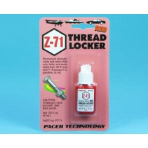 Zap 0.2oz (5.7g Z-71 Red Thread Locker