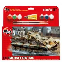Airfix PZKW VI AUSF.B King Tiger 1:76 A55303