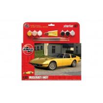 Airfix 55308 Maserati Indy 1/32 Starter Set