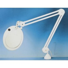 Lightcraft LED Long Reach Slim Line Magnifier Lamp 3 Diopter LC8060LED/UK