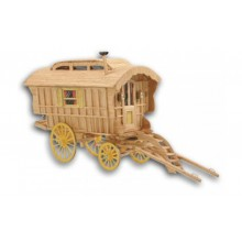 Hobby's Matchcraft Ledge Caravan 11497 Matchstick Model Kit